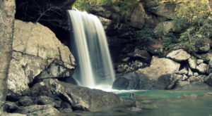 This Waterfall Swimming Hole In Kentucky Is Perfect For A Hot Summer Day