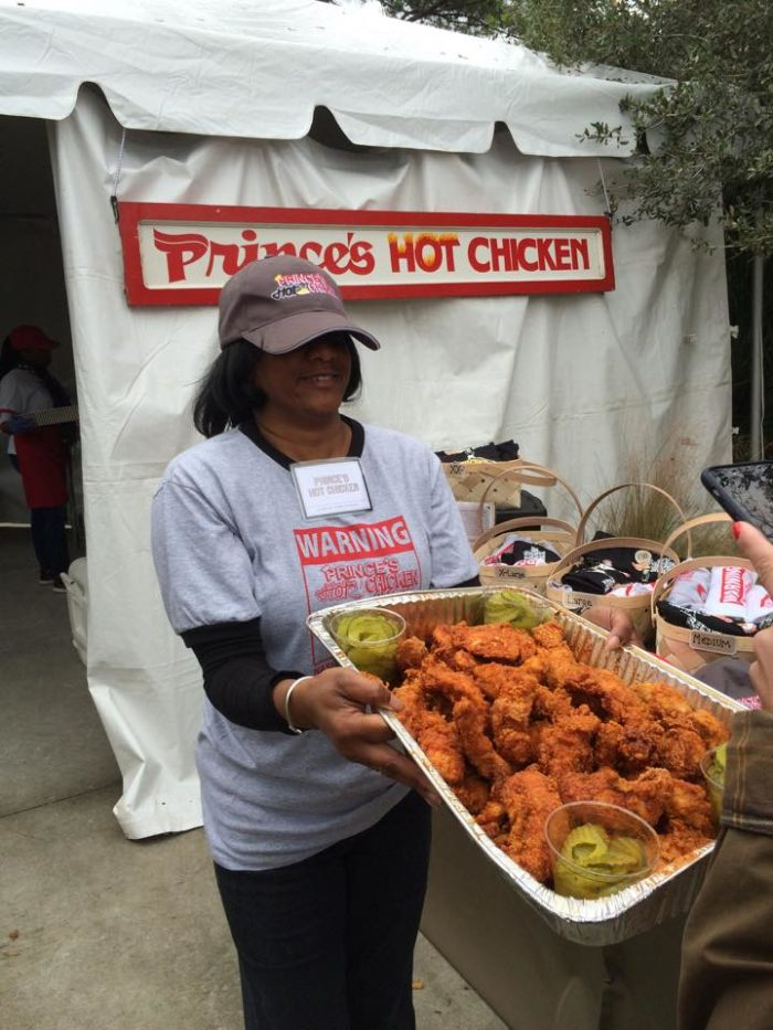 3. Prince's Hot Chicken Shack