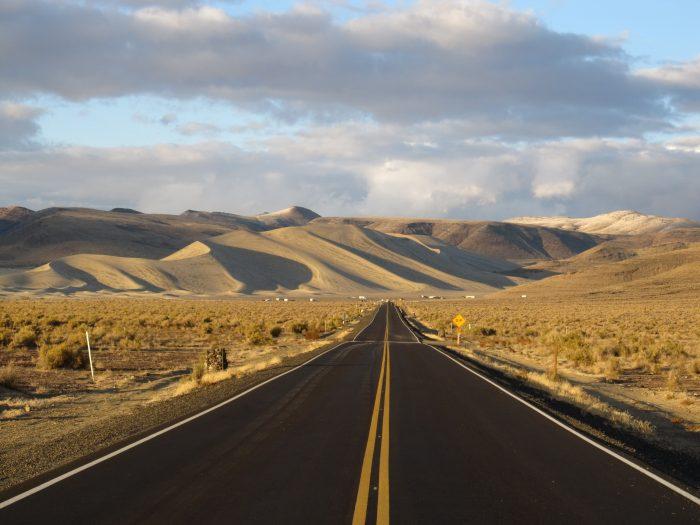 18. Sand Mountain – 20 miles east of Fallon