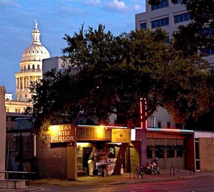 1. Texas Chili Parlor