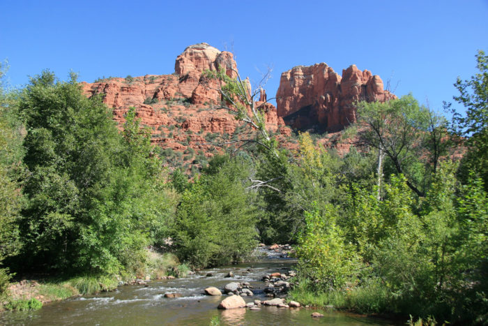 6. Red Rock Crossing