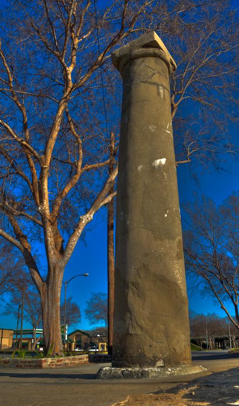9. Haunted Pillar—Augusta, Georgia
