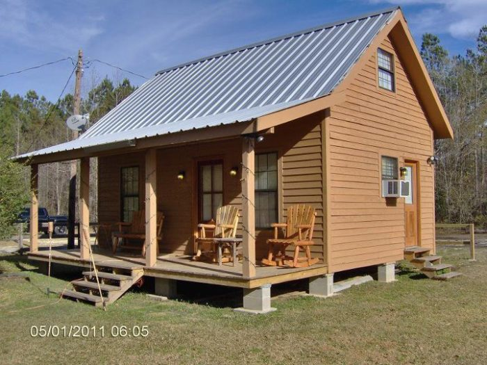 Beau Berry Creek Cabins, Bogalusa