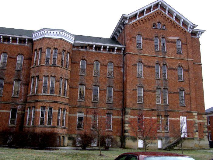 4. The Ridges (Athens, Ohio)