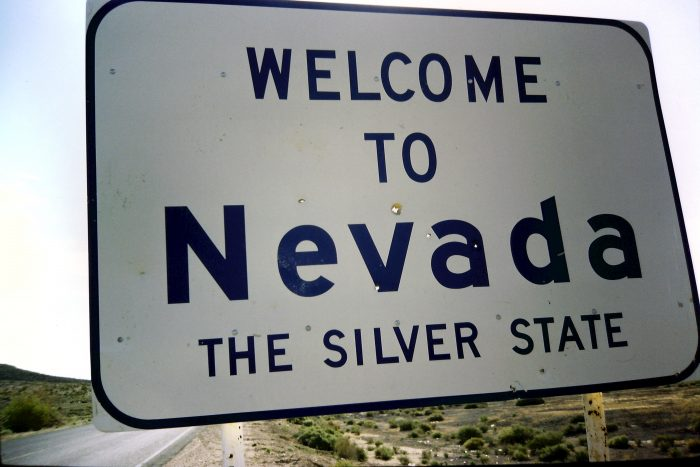 32.	Home means Nevada to me.""