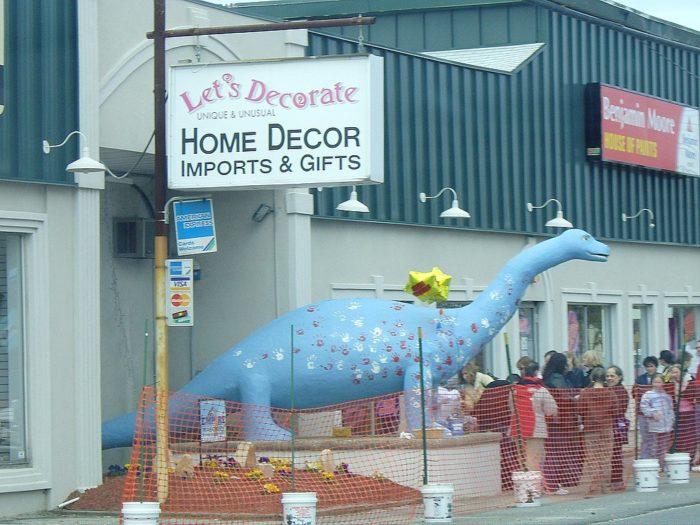 3. Bayville Dinosaur, Bayville