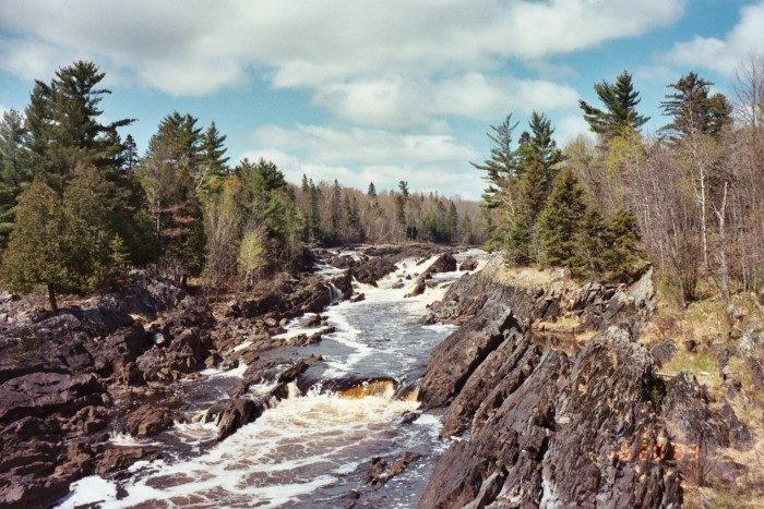 8. St. Louis River Falls, Jay Cooke State Park