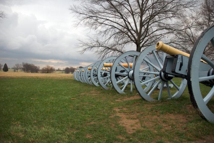 6. Valley Forge (Pennsylvania)