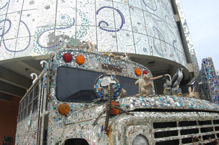 16. Visit the wildly whimsical American Visionary Art Museum.