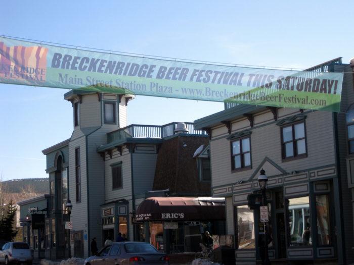 2. Breckenridge (Population: 4,648)