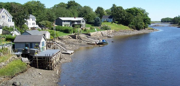 9. Kittery Point, York County