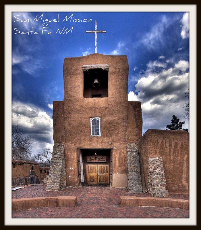 7. San Miguel Mission