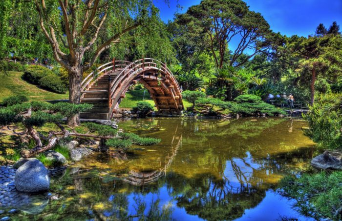 7. Recognize this spot? If you're ever in need of a magical place to get away from it all, The Huntington Gardens is an oasis of beauty at every turn.
