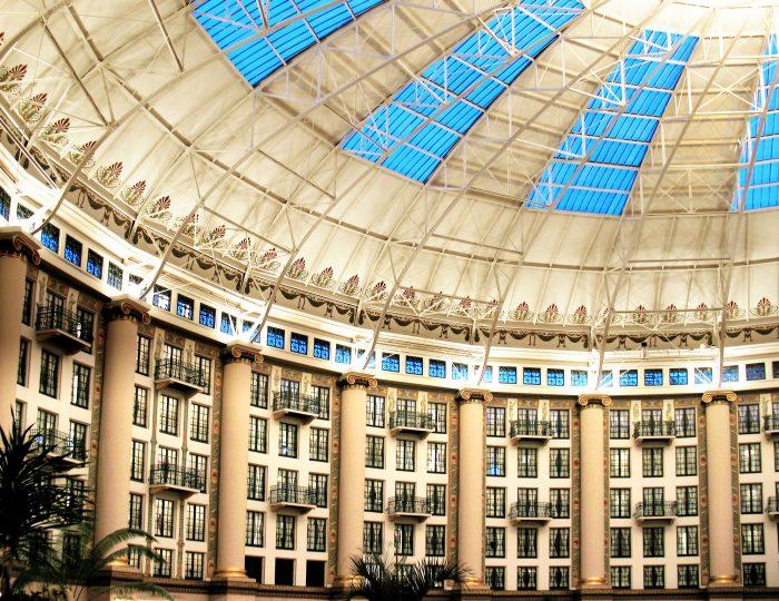 1. West Baden Springs Hotel
