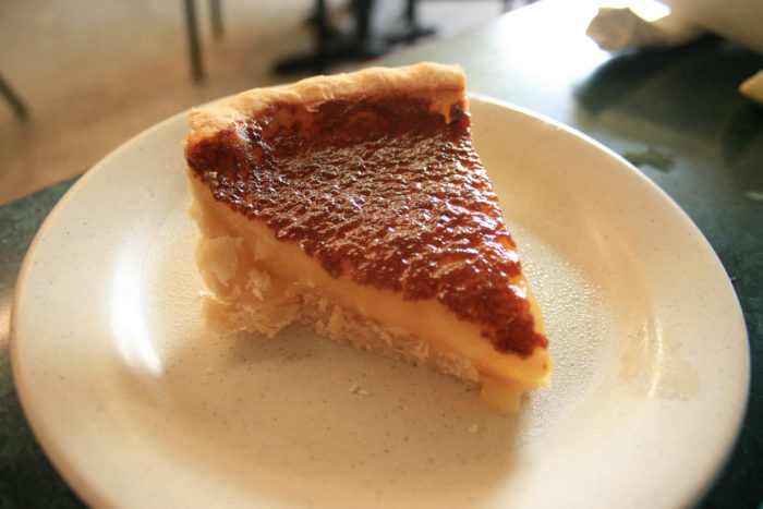 Not to mention country crooner Carrie Underwood ordered 300 of these pies to serve at her wedding! That's how deliciously smooth and creamy they are.