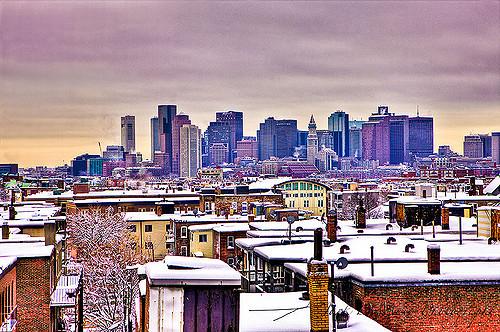 3. East Boston
