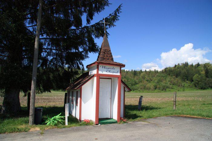 9. Wayside Chapel, Sultan