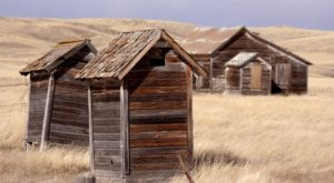 This Creepy Ghost Town In South Dakota Is The Stuff Nightmares Are Made Of