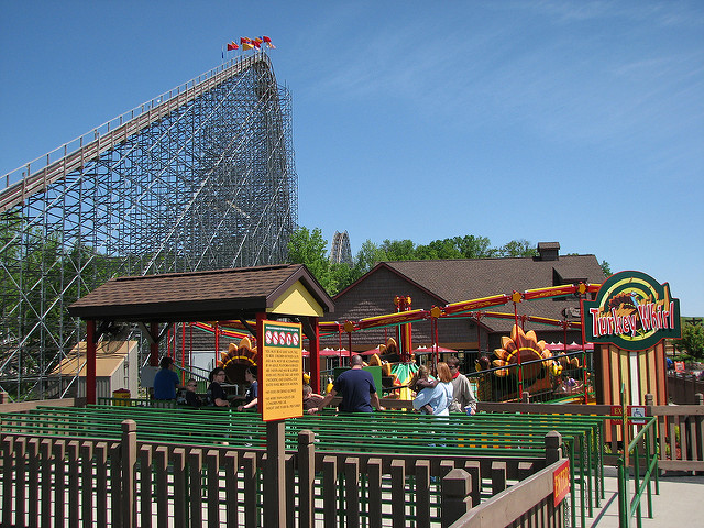 10. When you hear 'Santa Claus', your first thought is of Holiday World.