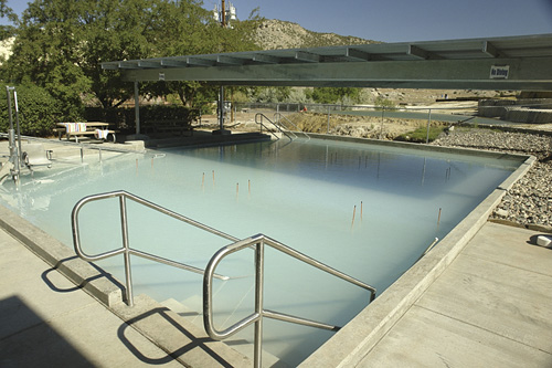 4. Hot Springs State Park