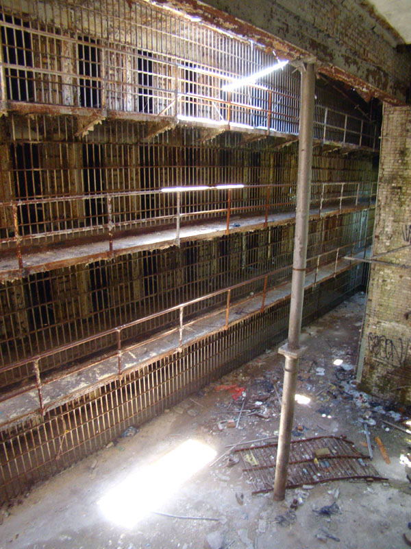 9. New Jersey: Old Essex County Jail, Newark
