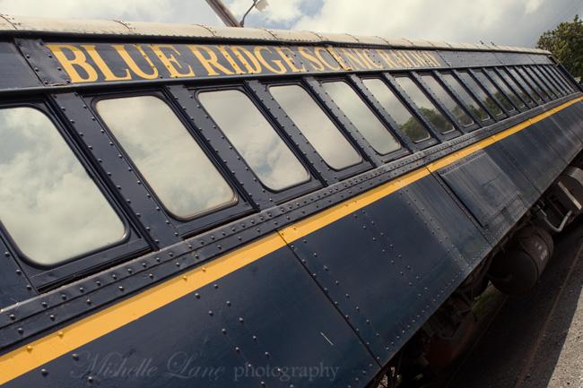 9. Travel the Blue Ridge Scenic Railway