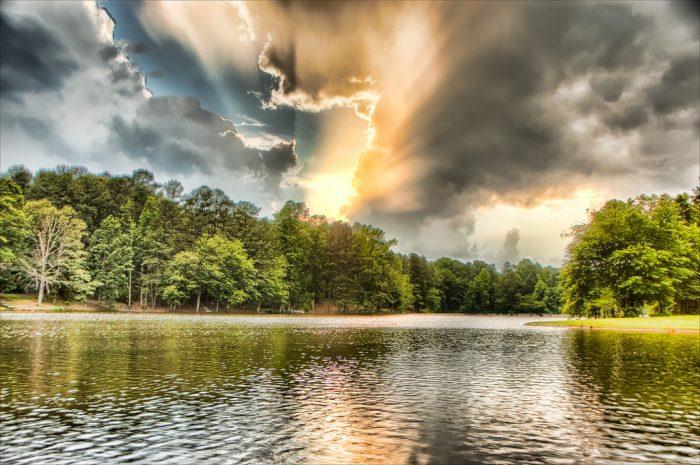 9. Lake Norman State Park