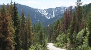 There's A Little Known Historic Road In Idaho… And It's Truly Breathtaking