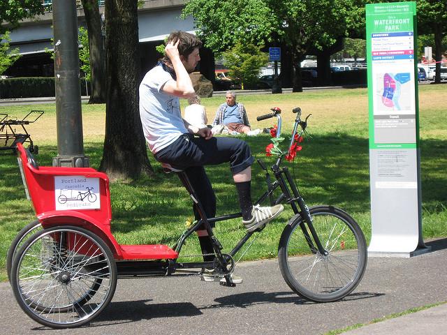 5. Explore by Pedicab