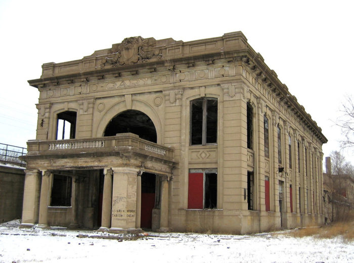 6. Railroad Station, Indiana