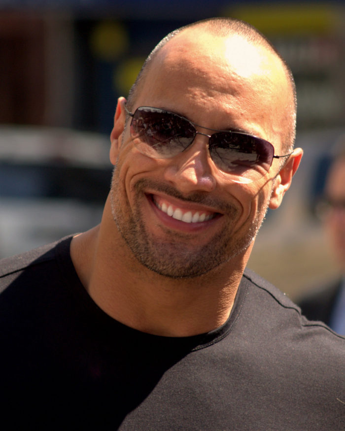 famous florida miami rock dwayne johnson
