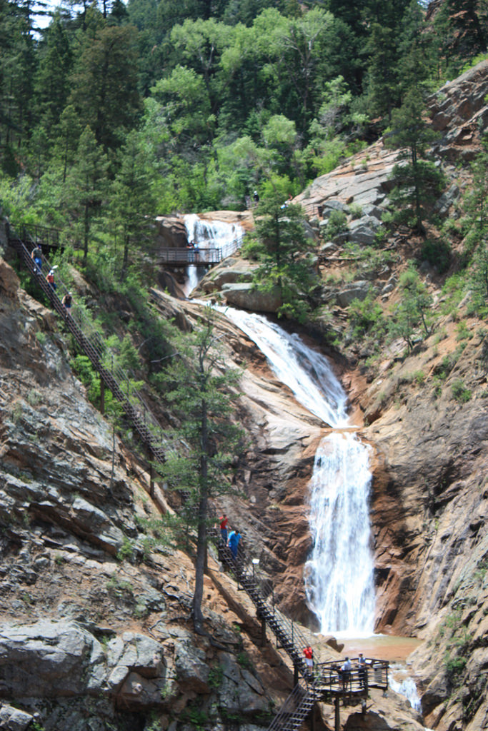 Since at least the mid-1800s, the 180 foot waterfall has been privately owned by a number of different families and area farmers.
