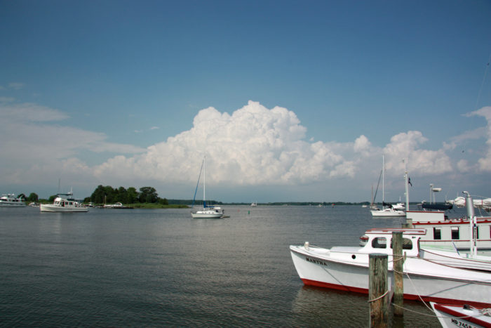 St. Michaels is a perfect day trip destination year-round, but it especially shines in the summertime.