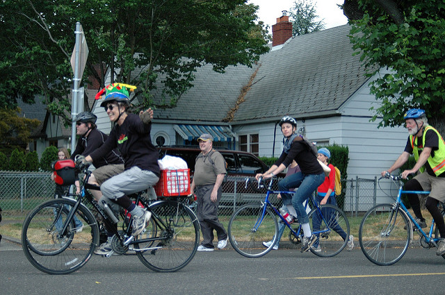 4. Join Bike Culture