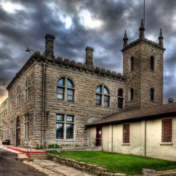 1. Old Idaho Penitentiary