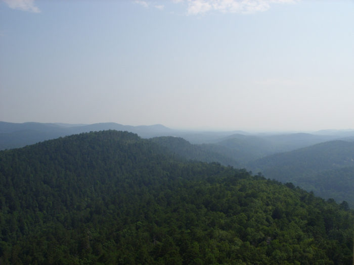 11. Speaking of Petit Jean Mountain, it's an absolute must visit.