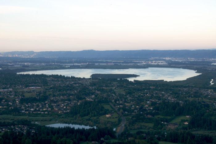 2. Vancouver Lake