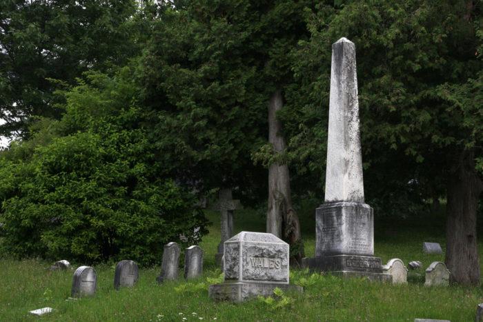 2. Oakwood Cemetery, New York