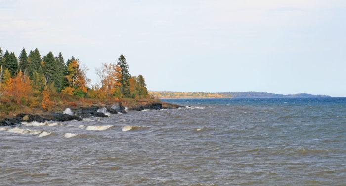 1. Lake Superior