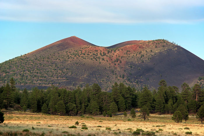 2. Sunset Crater Volcano National Monument