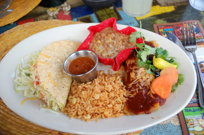 7. Mexican Food