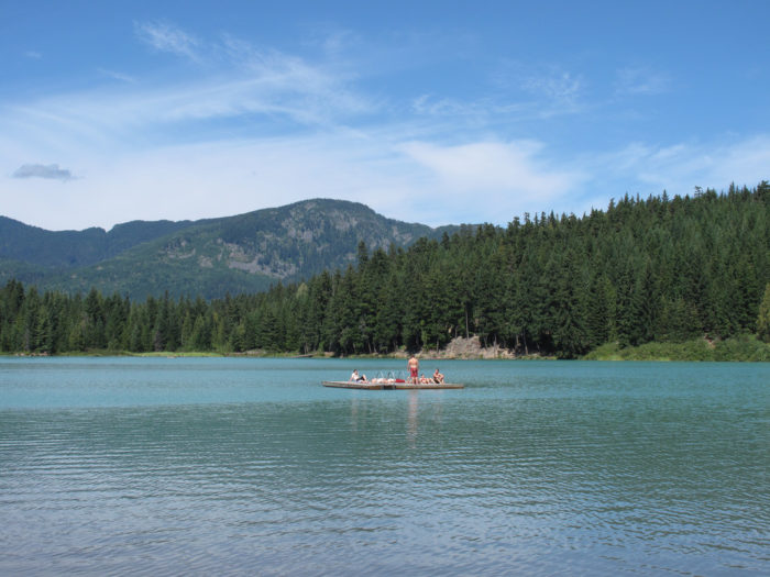6. Lost Lake