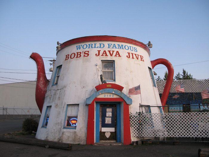 8. Bob's Java Jive, Tacoma