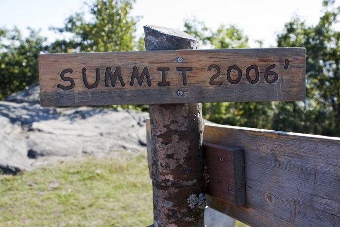 9. Pleasant Mountain Trail, Bridgton/Denmark