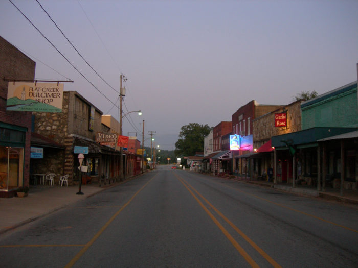 14. The small towns here are amazing and full of surprises.