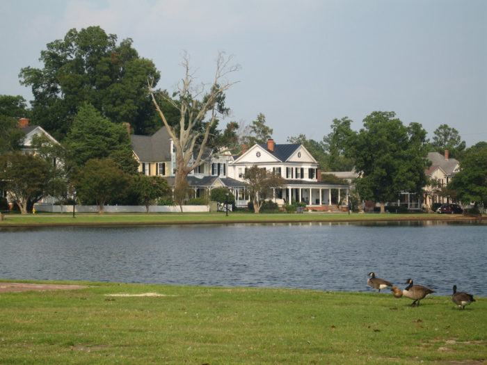 The residents of Edenton are surrounded by beauty 24/7.