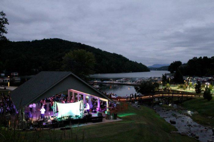 This Lake Lure Resort In North Carolina Lets You Get Away