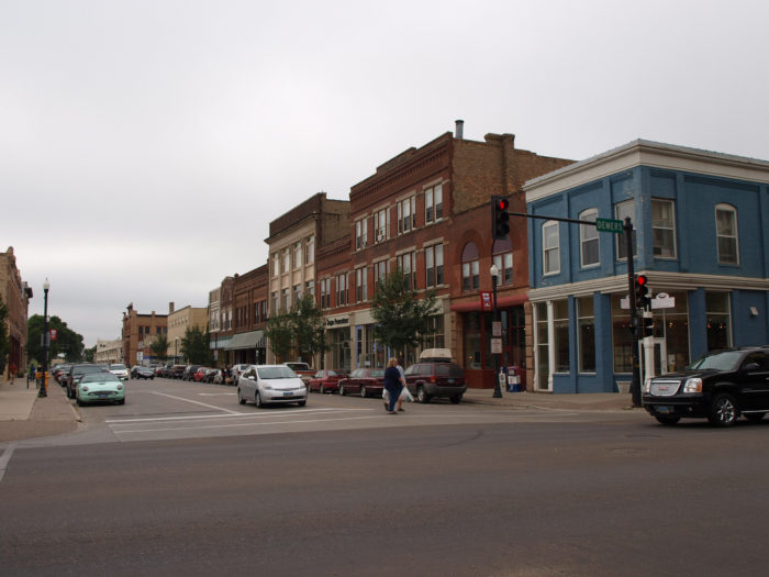 8. Grand Forks County