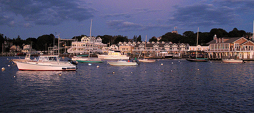 5. Watch Hill Harbor, Westerly