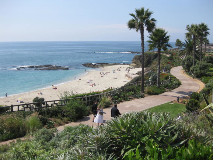 3. Treasure Island Park -- Laguna Beach